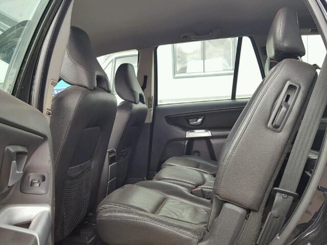Naudotos automobiliu dallys Foto 8 Volvo XC 90 2004 2.9 Automatinė Visureigis 4/5 d. Melyna 2018-8-31 A4062