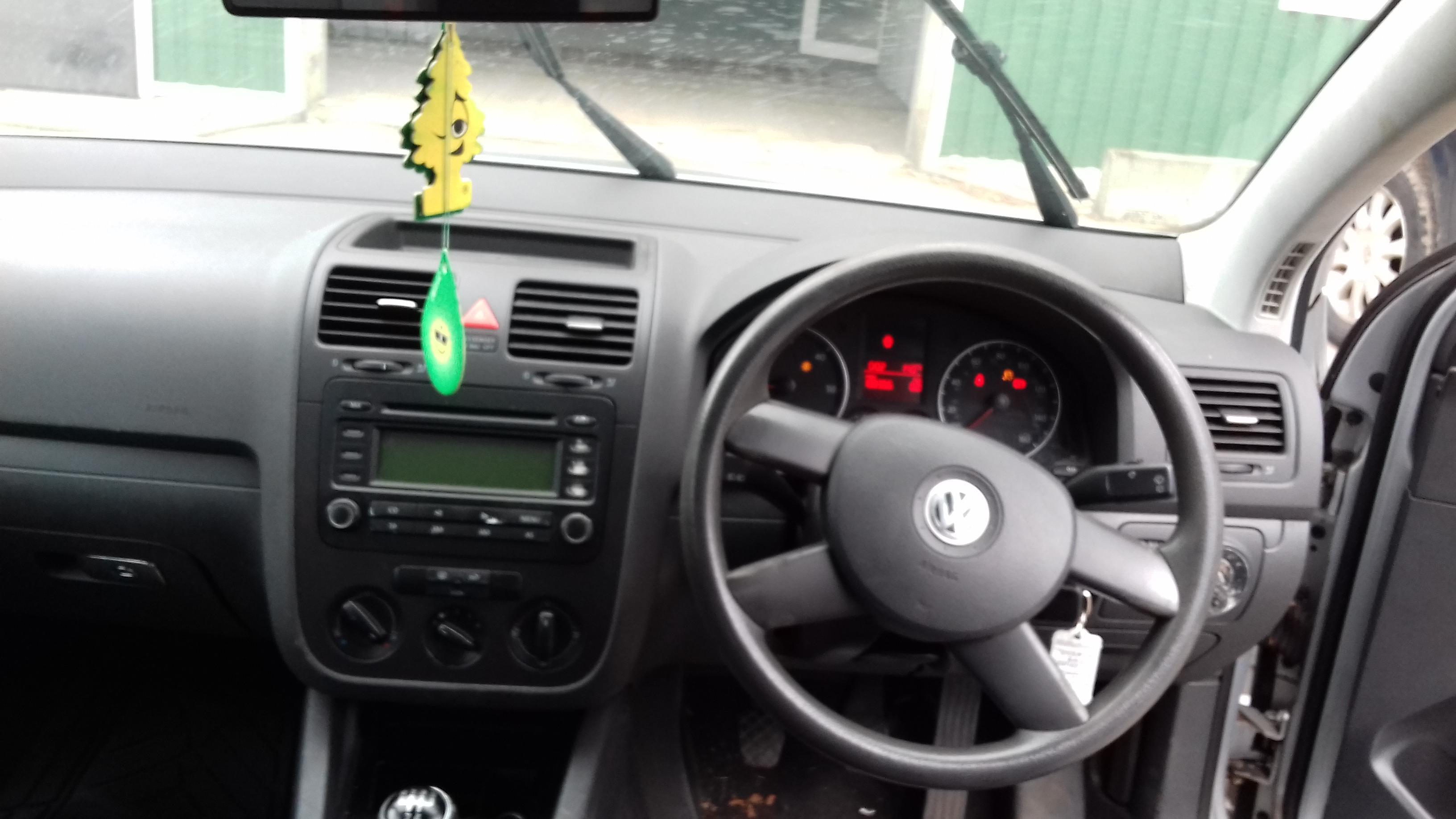 Подержанные Автозапчасти Foto 8 Volkswagen GOLF 2005 1.9 машиностроение хэтчбэк 4/5 d. серебро 2019-7-10 A4616