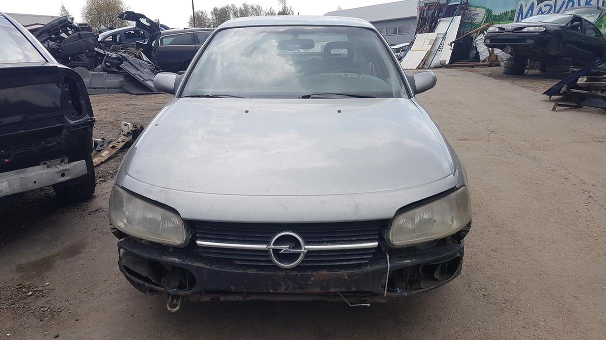 Naudotos automobilio dalys Opel OMEGA 1994 2.5 Mechaninė Sedanas 4/5 d. Pilka 2017-5-15