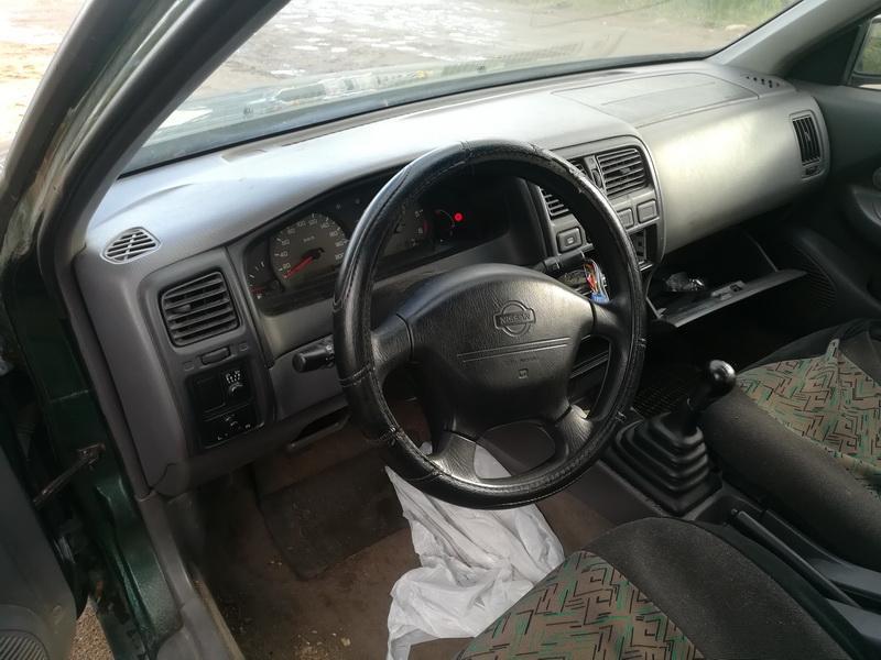 Naudotos automobilio dalys Nissan ALMERA 1998 2.0 Mechaninė Hečbekas 4/5 d. Zalia 2019-10-01