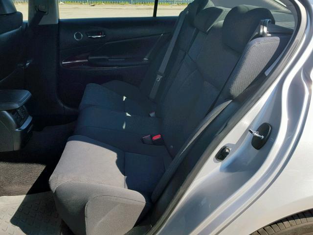 Подержанные Автозапчасти Lexus GS - CLASS 2005 3.0 автоматическая седан 4/5 d. серебро 2019-5-29