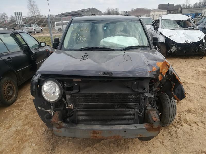 Naudotos automobilio dalys Jeep PATRIOT 2008 2.0 Mechaninė Visureigis 4/5 d. Juoda 2019-4-08