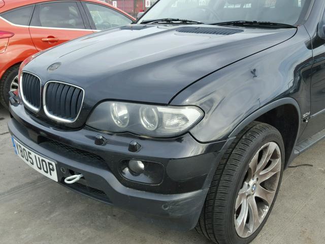 Naudotos automobiliu dallys Foto 8 BMW X5 2005 3.0 Mechaninė Visureigis 4/5 d. Juoda 2018-11-01 A4159