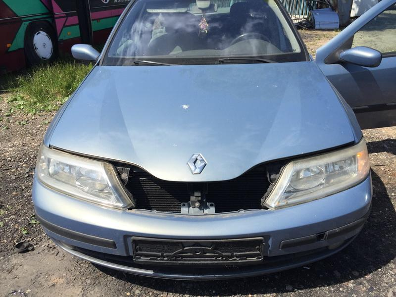 Naudotos automobilio dalys Renault LAGUNA 2004 1.9 Mechaninė Hečbekas 4/5 d. Zydra 2018-5-24