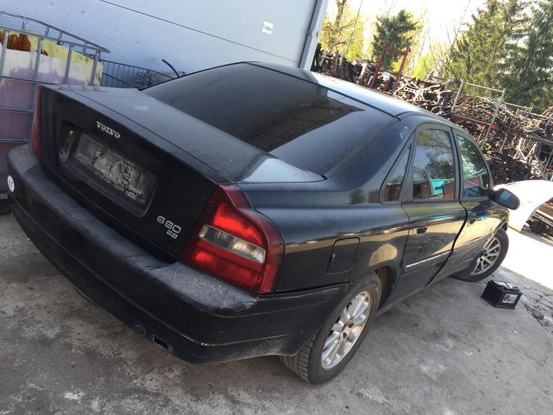 Naudotos automobiliu dallys Foto 7 Volvo S80 1999 2.9 Mechaninė Sedanas 4/5 d. Juoda 2018-5-03 A3729
