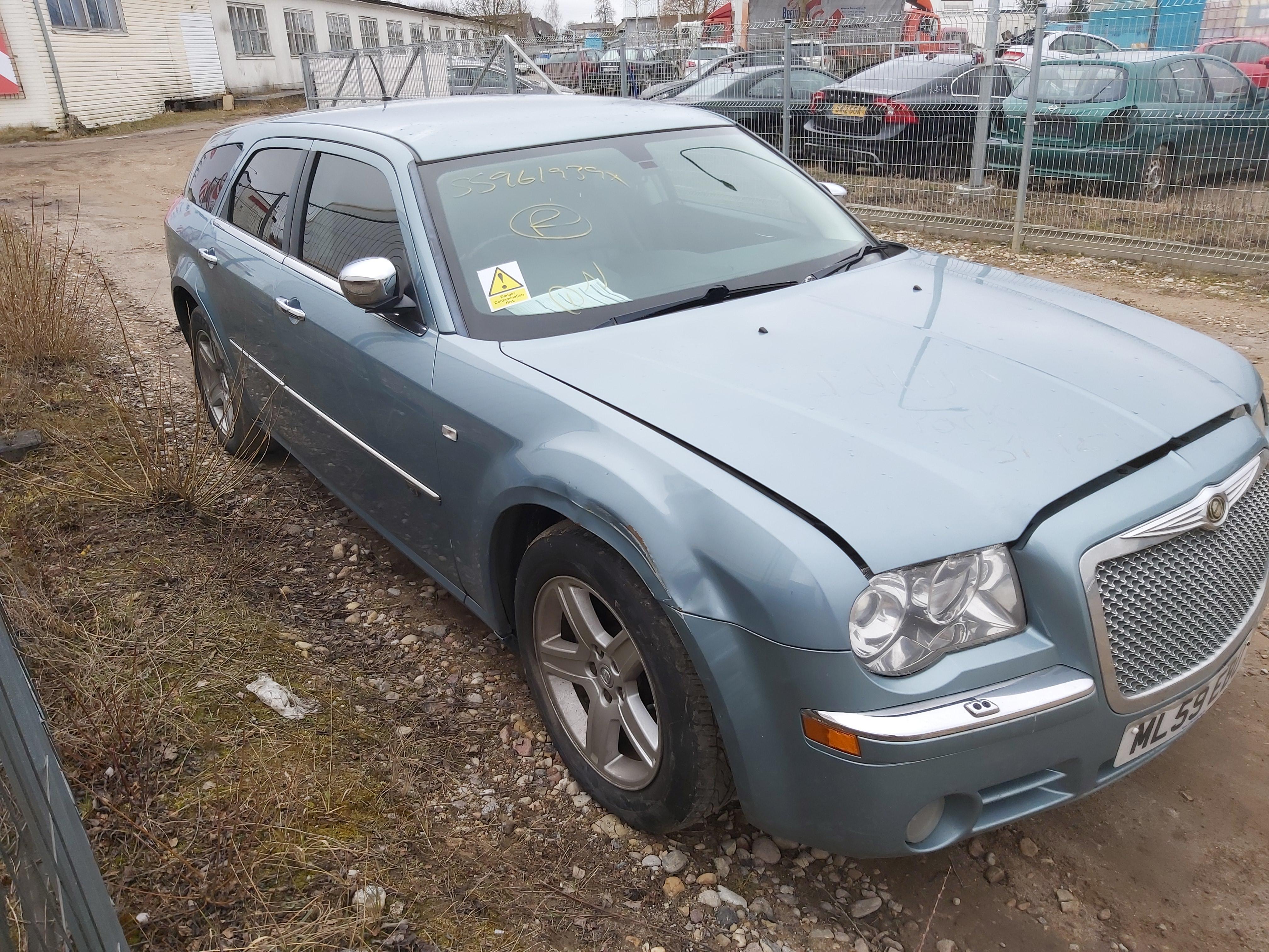 Chrysler 300C 2009 3.0 Automatinė