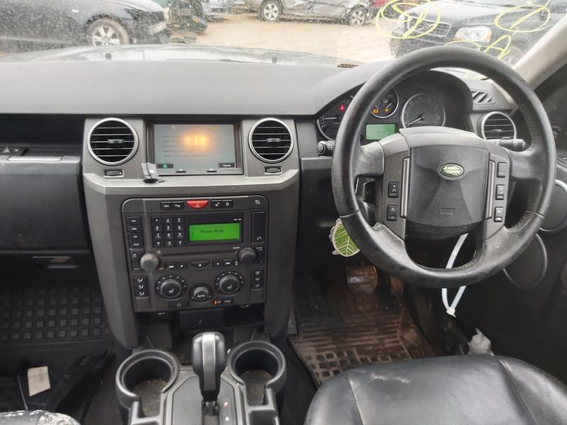 Naudotos automobilio dalys Land-Rover DISCOVERY 2005 2.7 Automatinė Visureigis 4/5 d. Juoda 2020-2-25
