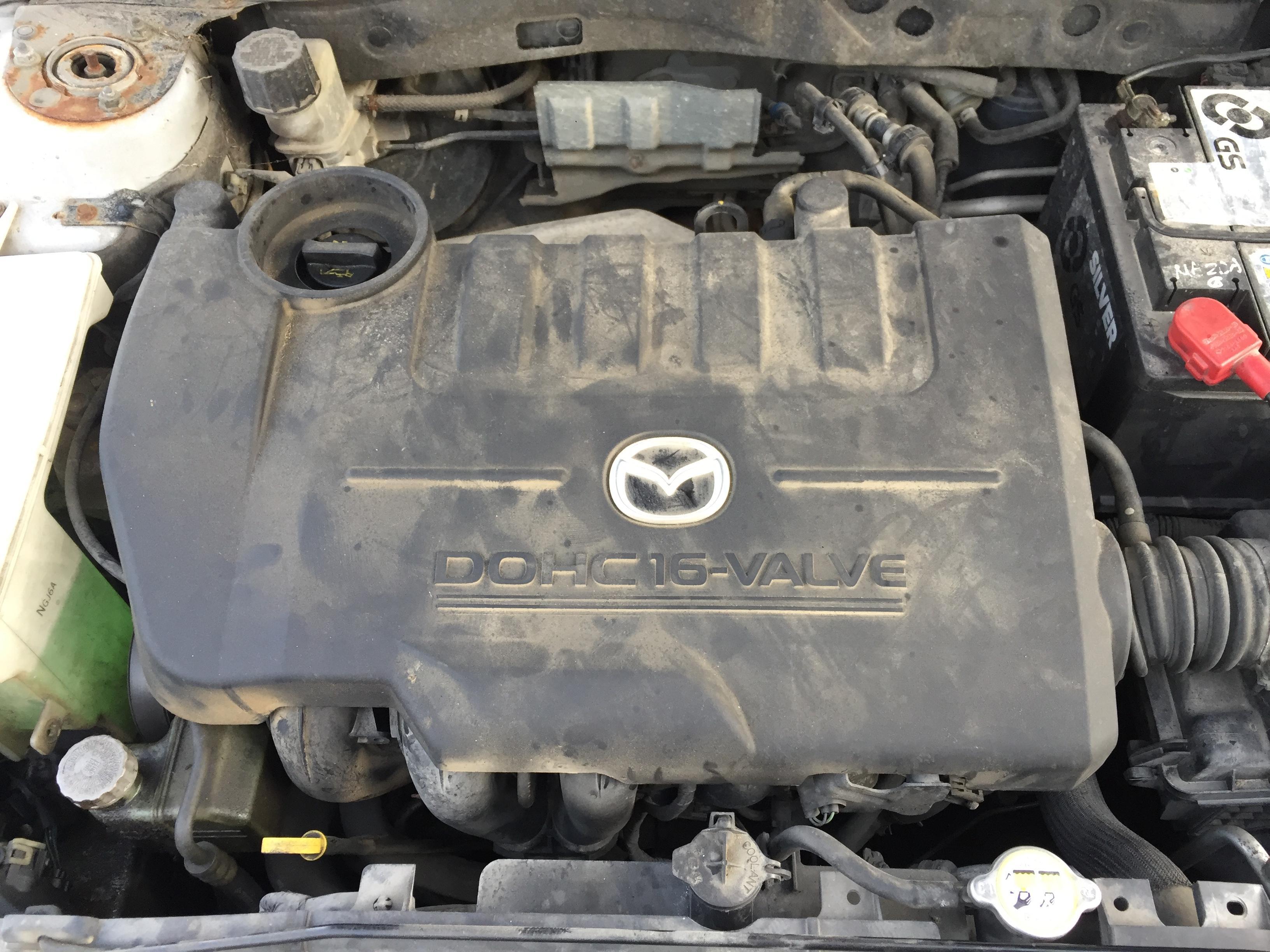 Naudotos automobiliu dallys Foto 4 Mazda 6 2003 1.8 Mechaninė Sedanas 4/5 d. Zydra 2017-11-28 A3538