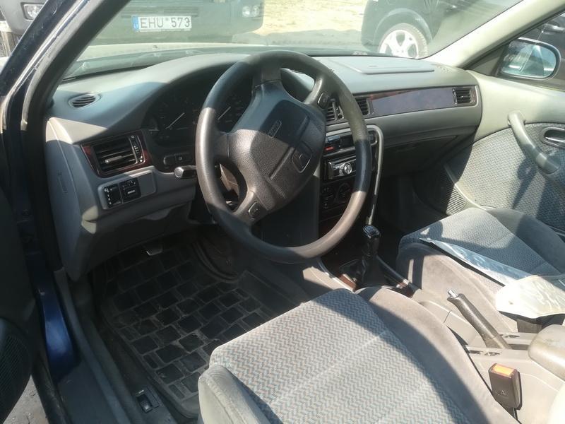 Naudotos automobiliu dallys Foto 6 Honda CIVIC 1997 2.0 Mechaninė Hečbekas 4/5 d. Melyna 2019-4-24 A4450