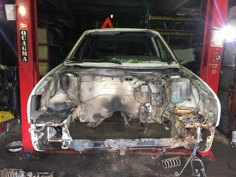 Used Car Parts Volkswagen GOLF 1986 1.6 Mechanical Hatchback 4/5 d. white 2019-3-01