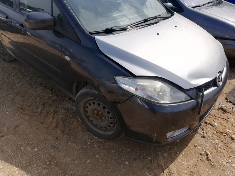 Naudotos automobiliu dallys Foto 8 Mazda 5 2006 2.0 Mechaninė Vienatūris 4/5 d. Pilka 2019-8-10 A4699