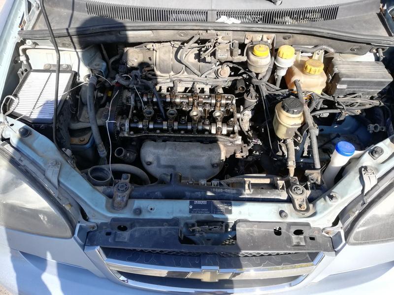 Naudotos automobiliu dallys Foto 2 Chevrolet TACUMA 2005 1.6 Mechaninė Vienatūris 4/5 d. Sidabrine 2019-9-27 A4792