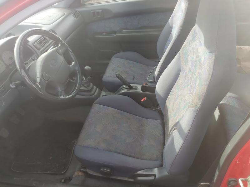 Naudotos automobiliu dallys Foto 4 Toyota PASEO 1997 1.5 Mechaninė Kupė 2/3 d. Raudona 2020-10-17 A5767
