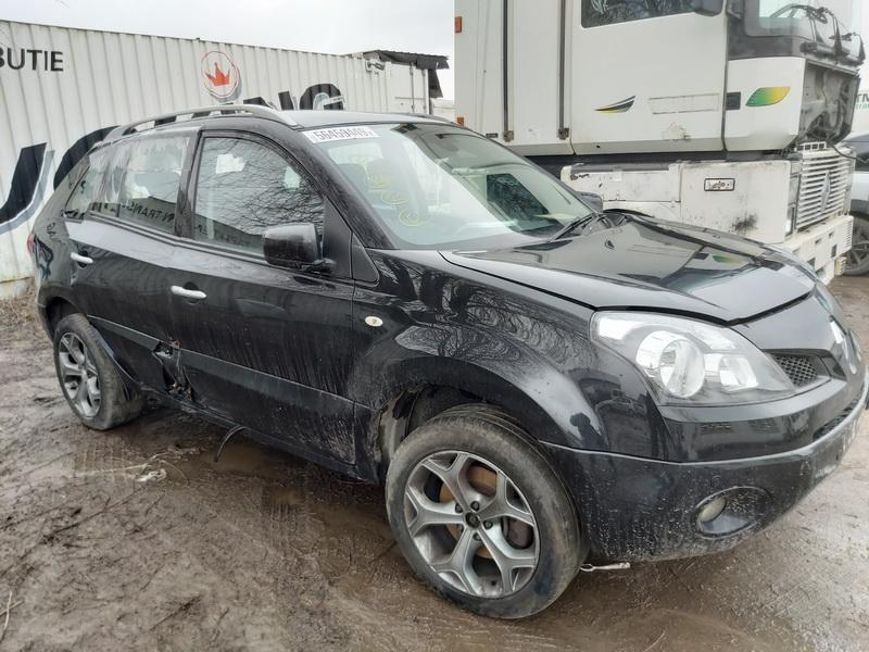 Naudotos automobilio dalys Renault KOLEOS 2008 2.0 Mechaninė Visureigis 4/5 d. Juoda 2020-3-03