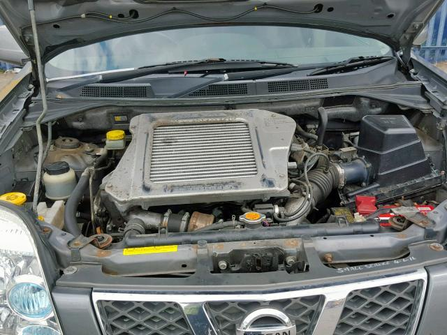 Naudotos automobiliu dallys Foto 8 Nissan X-TRAIL 2006 2.2 Mechaninė Visureigis 4/5 d. Pilka 2019-6-05 A4545