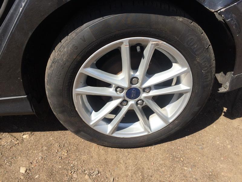 Naudotos automobiliu dallys Foto 8 Ford FOCUS 2015 1.5 Mechaninė Hečbekas 4/5 d. Pilka 2018-6-13 A3861