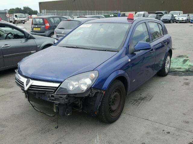 Naudotos automobiliu dallys Foto 8 Opel ASTRA 2009 1.4 Mechaninė Hečbekas 4/5 d. Melyna 2018-8-05 A4019