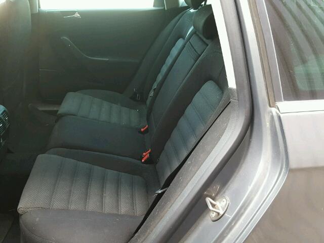 Naudotos automobiliu dallys Foto 9 Volkswagen PASSAT 2006 2.0 Mechaninė Universalas 4/5 d. Zydra 2018-8-12 A4039