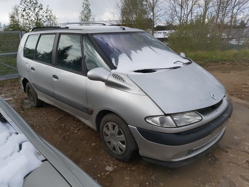 Renault ESPACE 1999 2.0 Mechaninė