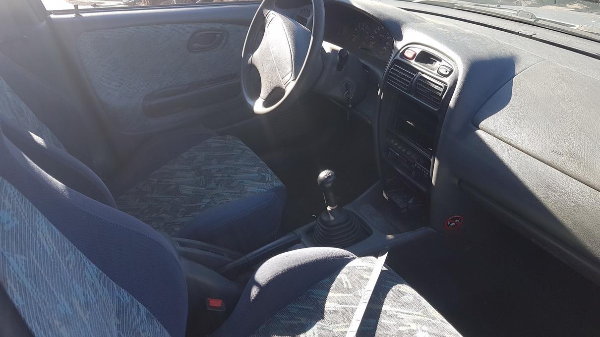 Naudotos automobiliu dallys Foto 4 Suzuki BALENO 1997 1.3 Mechaninė Sedanas 4/5 d. Pilka 2017-4-04 A3246