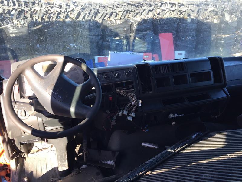 Naudotos automobiliu dallys Foto 5 Truck - MAN TGA 2002 12.0 Mechaninė Vilkikas 2/3 d. Oranzine 2018-11-27 A4212