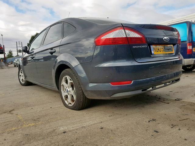 Naudotos automobiliu dallys Foto 3 Ford MONDEO 2009 1.8 Mechaninė Hečbekas 4/5 d. Melyna 2019-9-18 A4771