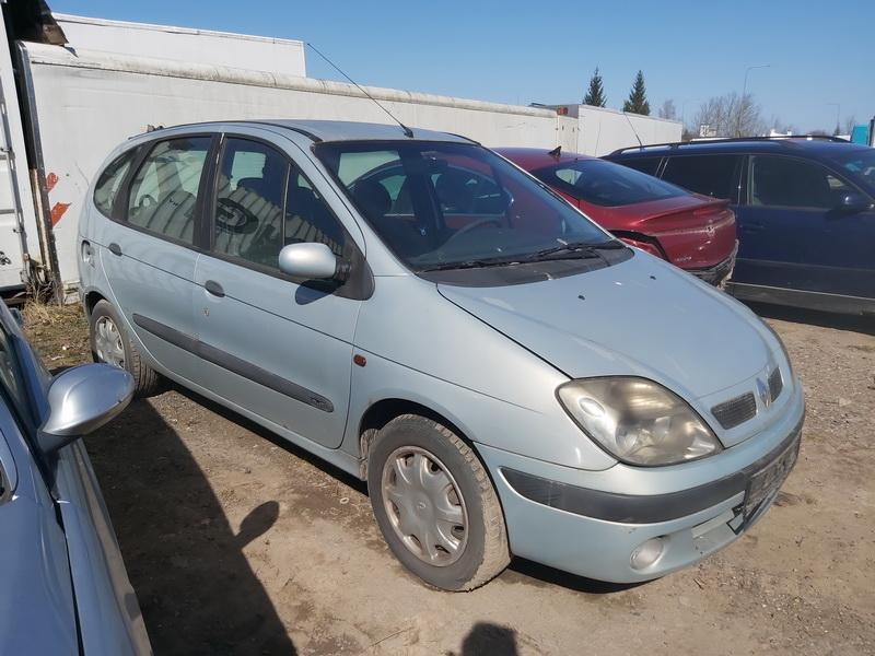 Renault SCENIC 2001 1.9 Mechaninė