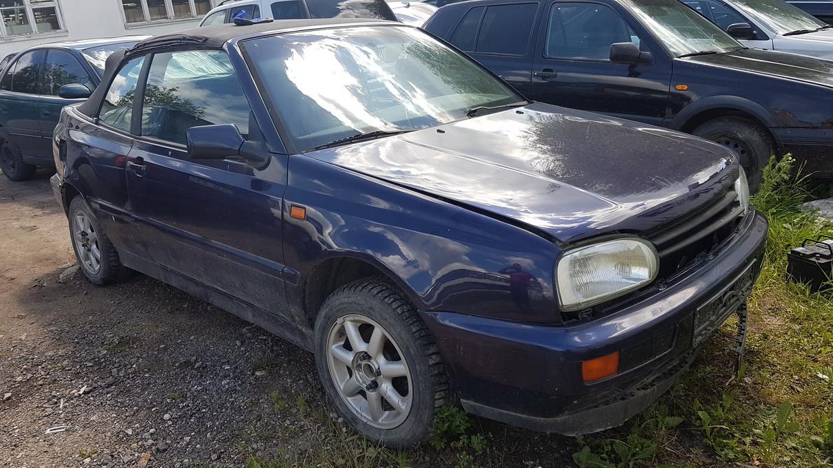 Volkswagen GOLF 1995 1.8 Mechaninė