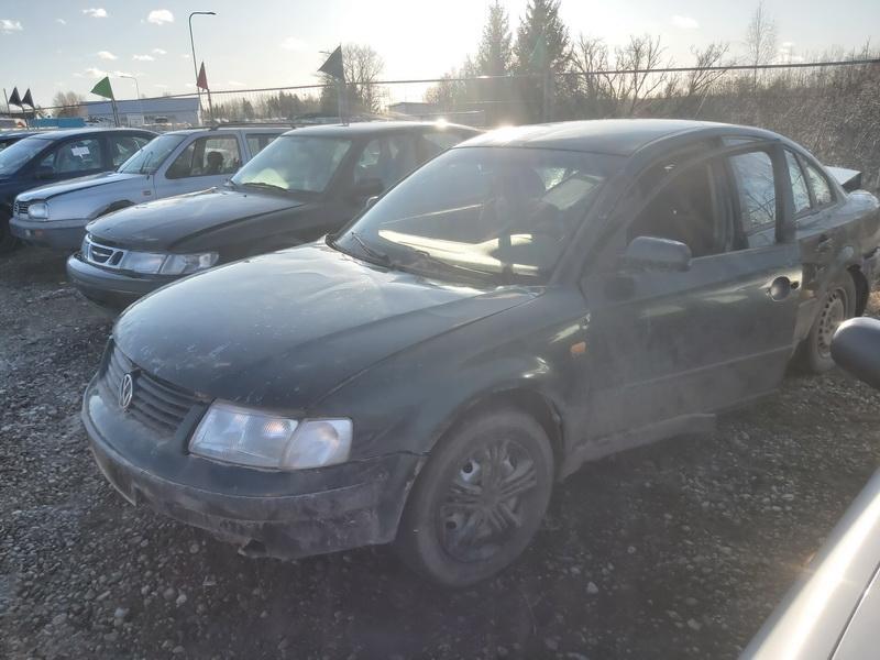 Naudotos automobiliu dallys Foto 4 Volkswagen PASSAT 1997 1.9 Mechaninė Sedanas 4/5 d. Zalia 2020-2-22 A5086