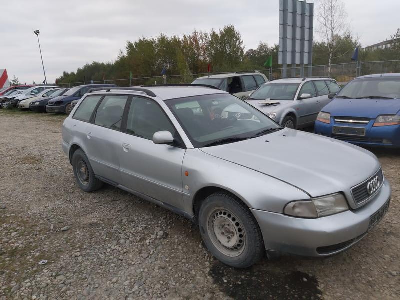 Naudotos automobilio dalys Audi A4 1996 1.9 Mechaninė Universalas 4/5 d. Pilka 2020-10-05