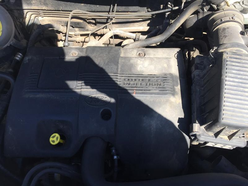 Used Car Parts Foto 4 Land Rover FREELANDER 2000 2.0 Mechanical Jeep 2/3 d. Blue 2018-4-21 A3720