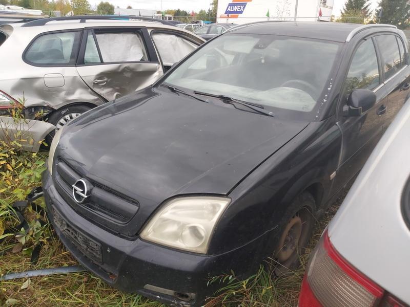Naudotos automobiliu dallys Foto 3 Opel SIGNUM 2003 2.2 Mechaninė Hečbekas 4/5 d. Juoda 2020-10-14 A5756