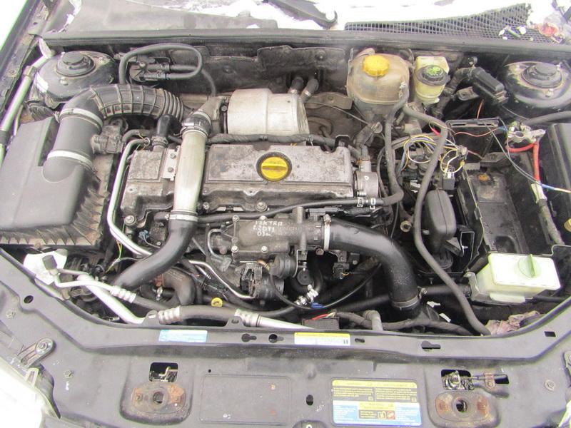 Naudotos automobilio dalys SAAB 9-3 2005 2.2 Mechaninė Sedanas 4/5 d. Juoda 2018-2-28