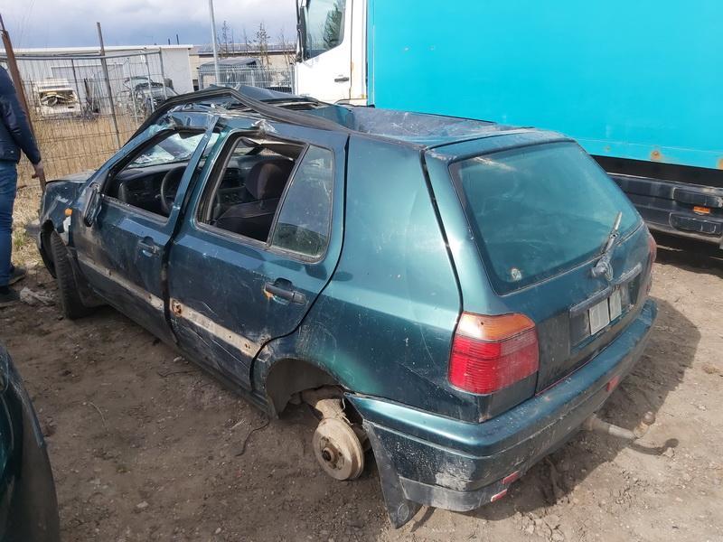 Naudotos automobiliu dallys Foto 7 Volkswagen GOLF 1995 1.9 Mechaninė Hečbekas 4/5 d. Zalia 2020-4-14 A5208