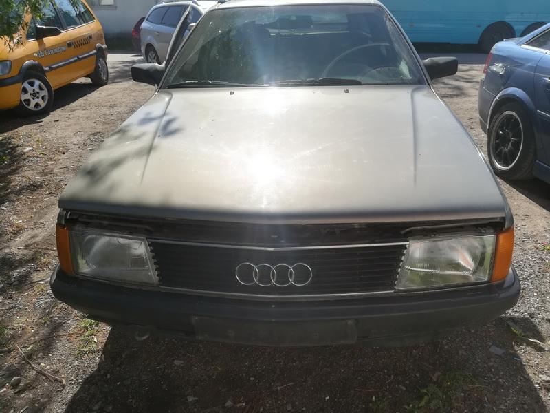 Naudotos automobilio dalys Audi 100 1990 2.0 Mechaninė Universalas 4/5 d. Zalia 2019-5-31