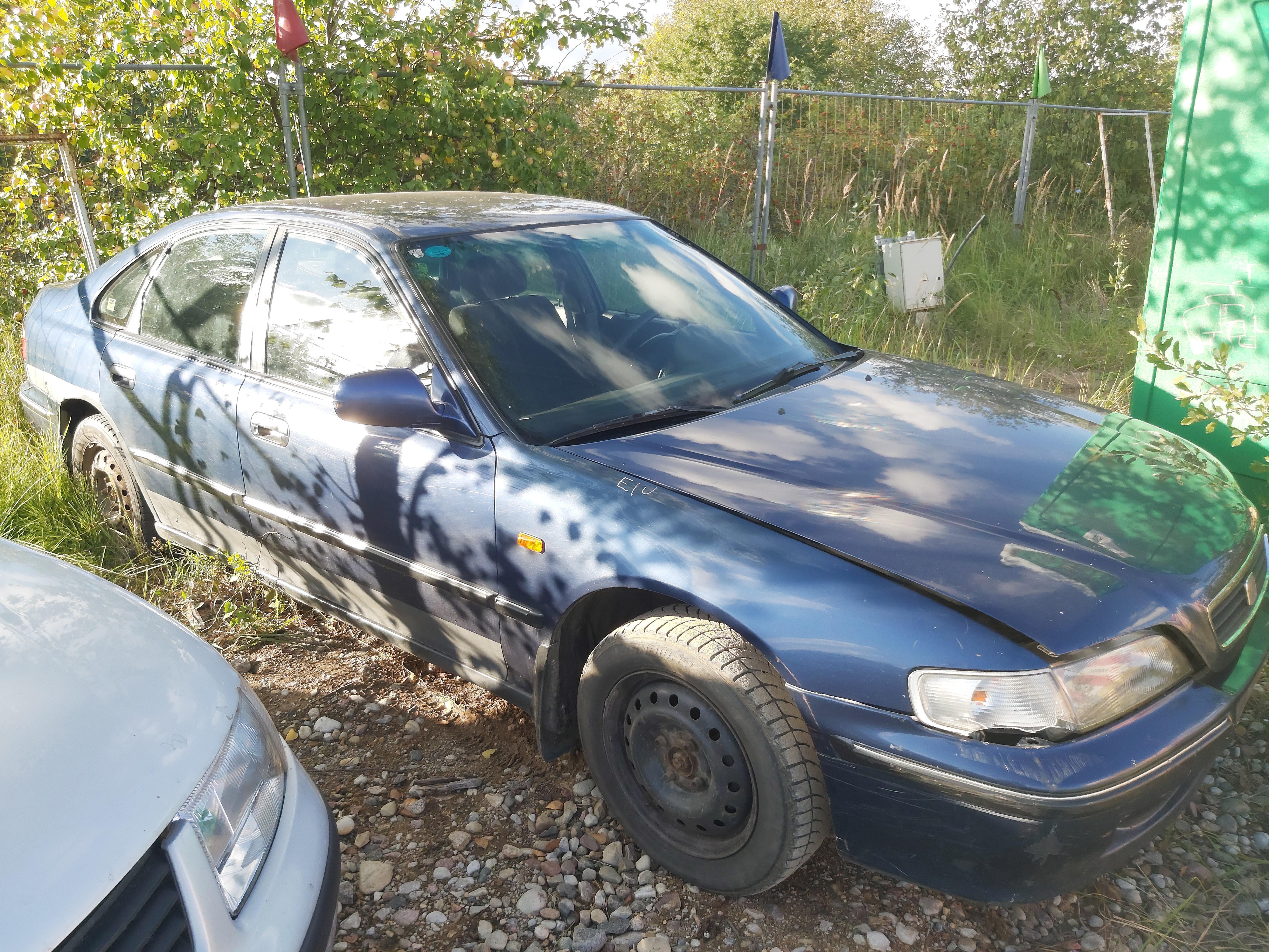 Naudotos automobilio dalys Honda ACCORD 1996 2.0 Mechaninė Sedanas 4/5 d. Melyna 2020-9-05