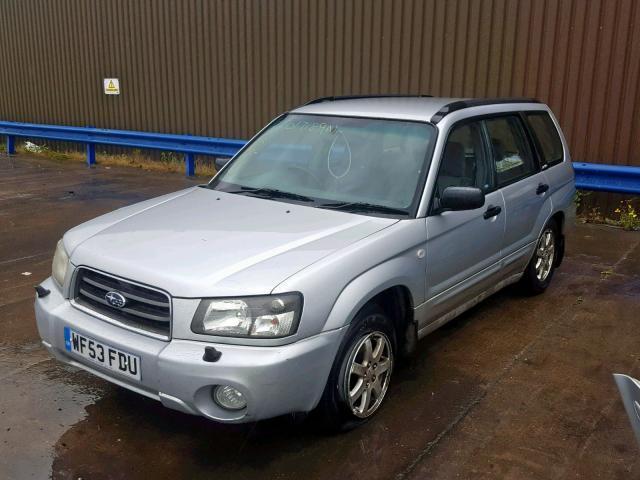 Subaru FORESTER 2003 2.0 Automatinė