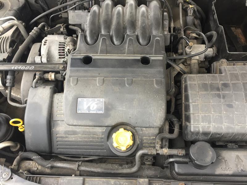 Naudotos automobiliu dallys Foto 4 Rover 75 1999 2.0 Automatinė Sedanas 4/5 d. Zalia 2018-10-03 A4105