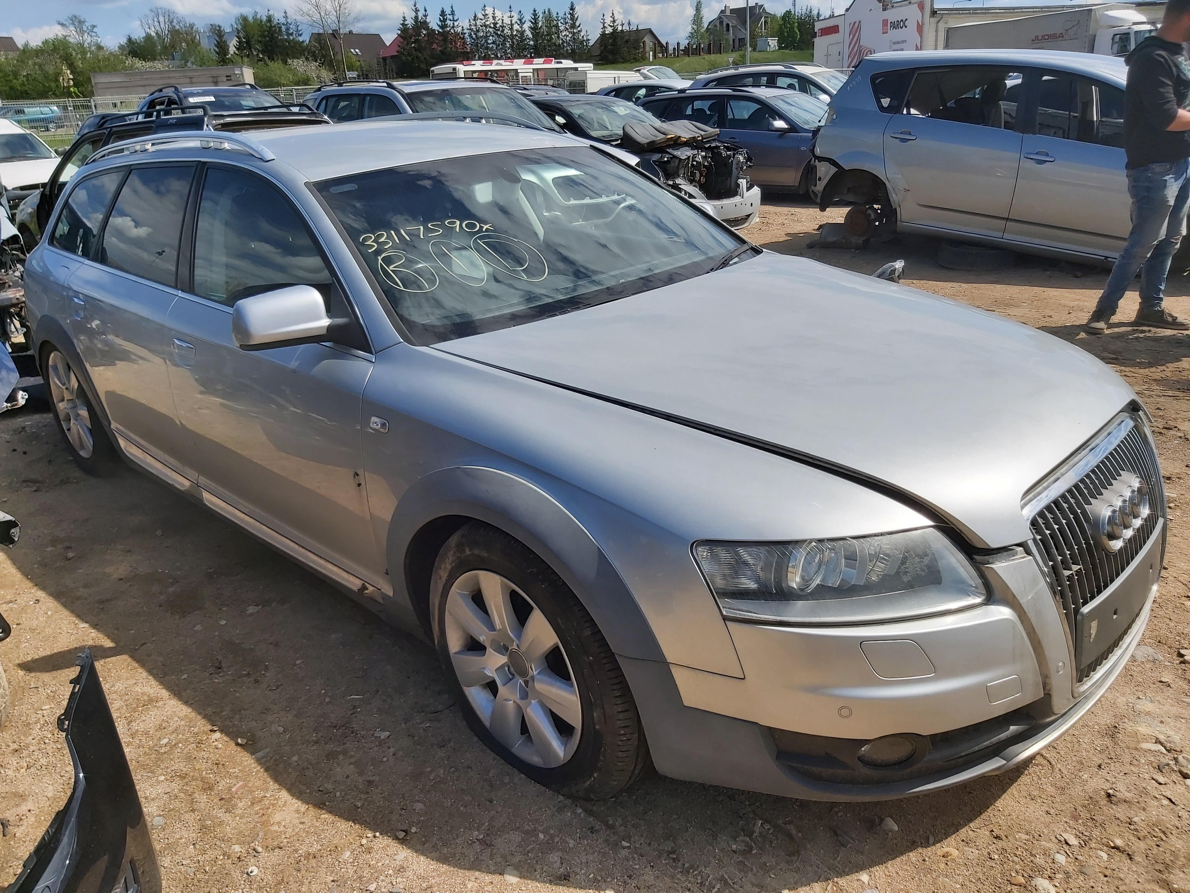 Naudotos automobilio dalys Audi ALLROAD 2006 2.7 Automatinė Universalas 4/5 d. Pilka 2020-5-26