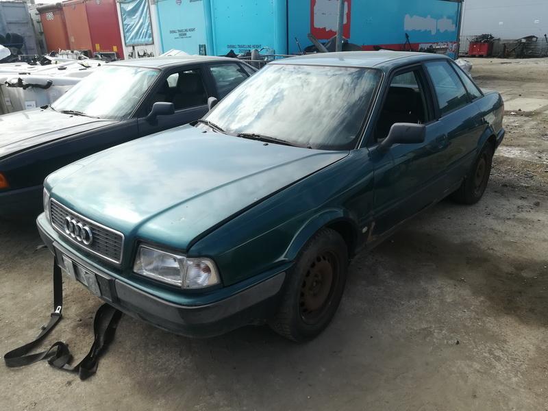 Naudotos automobiliu dallys Foto 4 Audi 80 1992 1.9 Mechaninė Sedanas 4/5 d. Zalia 2019-5-23 A4508
