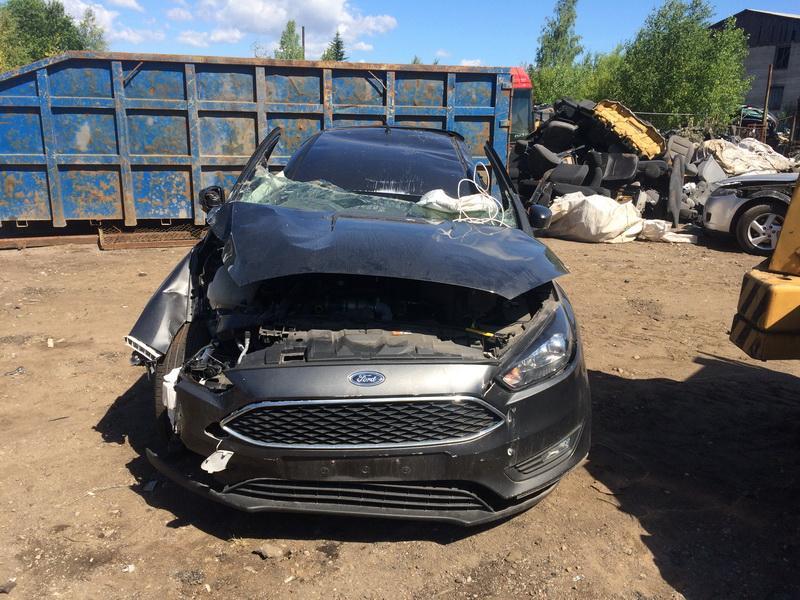 Naudotos automobilio dalys Ford FOCUS 2015 1.5 Mechaninė Hečbekas 4/5 d. Pilka 2018-6-13