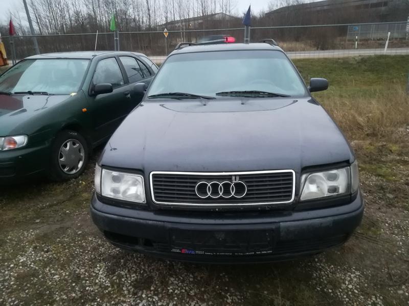 Naudotos automobilio dalys Audi 100 1993 2.5 Mechaninė Universalas 4/5 d. Juoda 2019-12-11