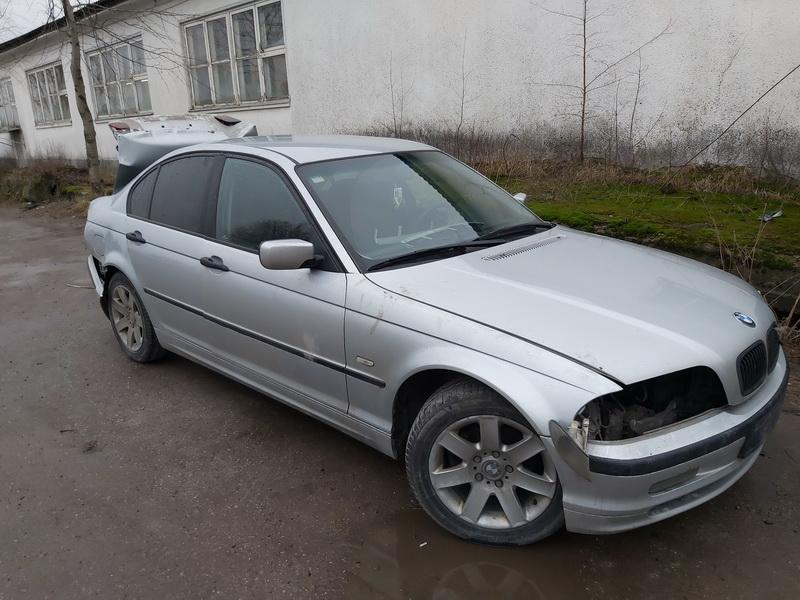 Naudotos automobiliu dallys Foto 3 BMW 3-SERIES 2000 2.0 Mechaninė Sedanas 4/5 d. Pilka 2020-1-24 A5031