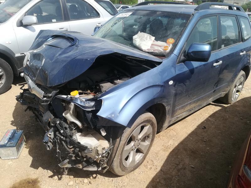 Subaru FORESTER 2010 2.0 Mechaninė