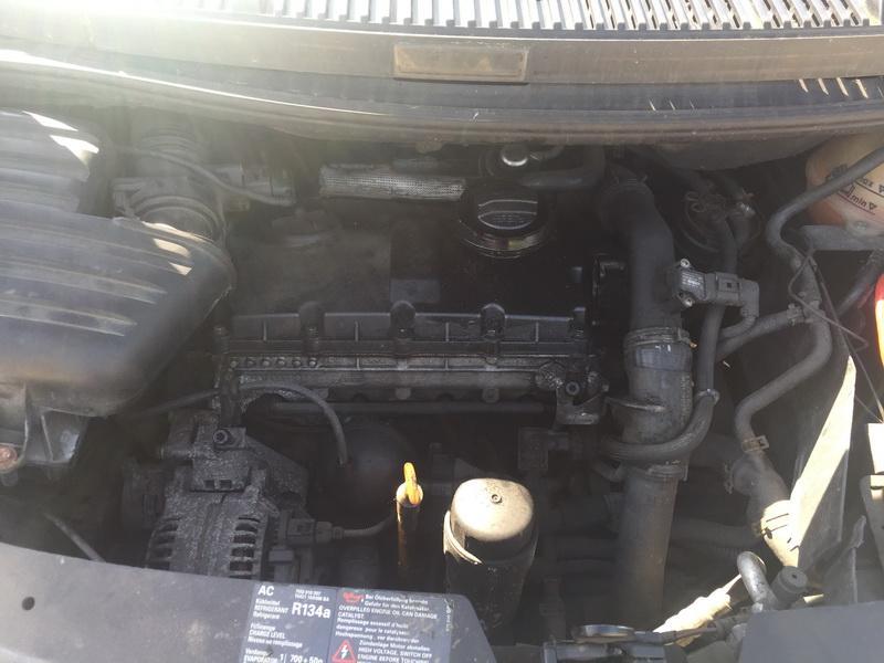 Naudotos automobiliu dallys Foto 2 Ford GALAXY 2001 1.9 Mechaninė Vienatūris 4/5 d. Juoda 2018-5-16 A3762
