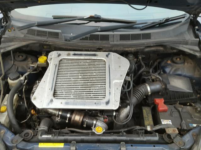 Naudotos automobilio dalys Nissan X-TRAIL 2005 2.2 Mechaninė Visureigis 4/5 d. Melyna 2018-11-14