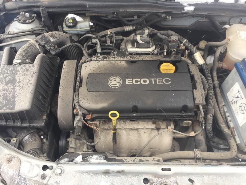 Naudotos automobiliu dallys Foto 2 Opel ASTRA 2007 1.8 Mechaninė Kabrioletas 2/3 d. Melyna 2019-1-28 A4277