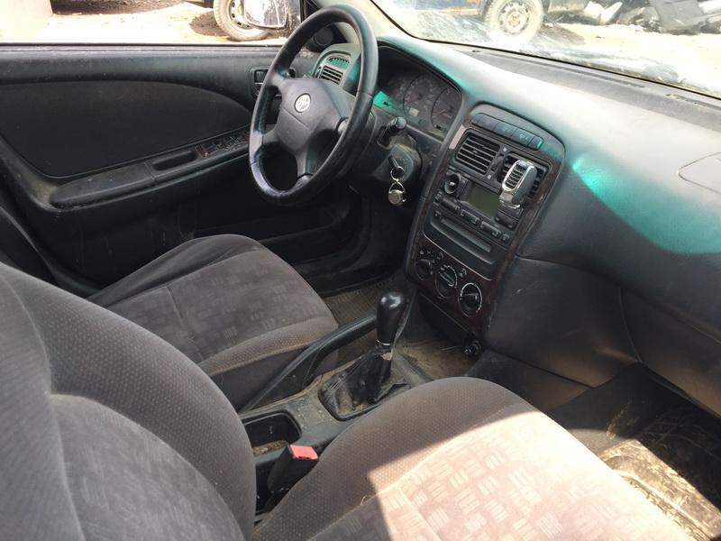 Naudotos automobilio dalys Toyota AVENSIS 2001 2.0 Mechaninė Universalas 4/5 d. Pilka 2018-7-21
