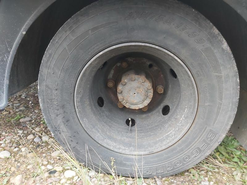 Naudotos automobiliu dallys Foto 7 Truck - Renault MIDLUM 2005 6.2 Mechaninė Sunkvezimis 2/3 d. Balta 2020-10-15 A5761