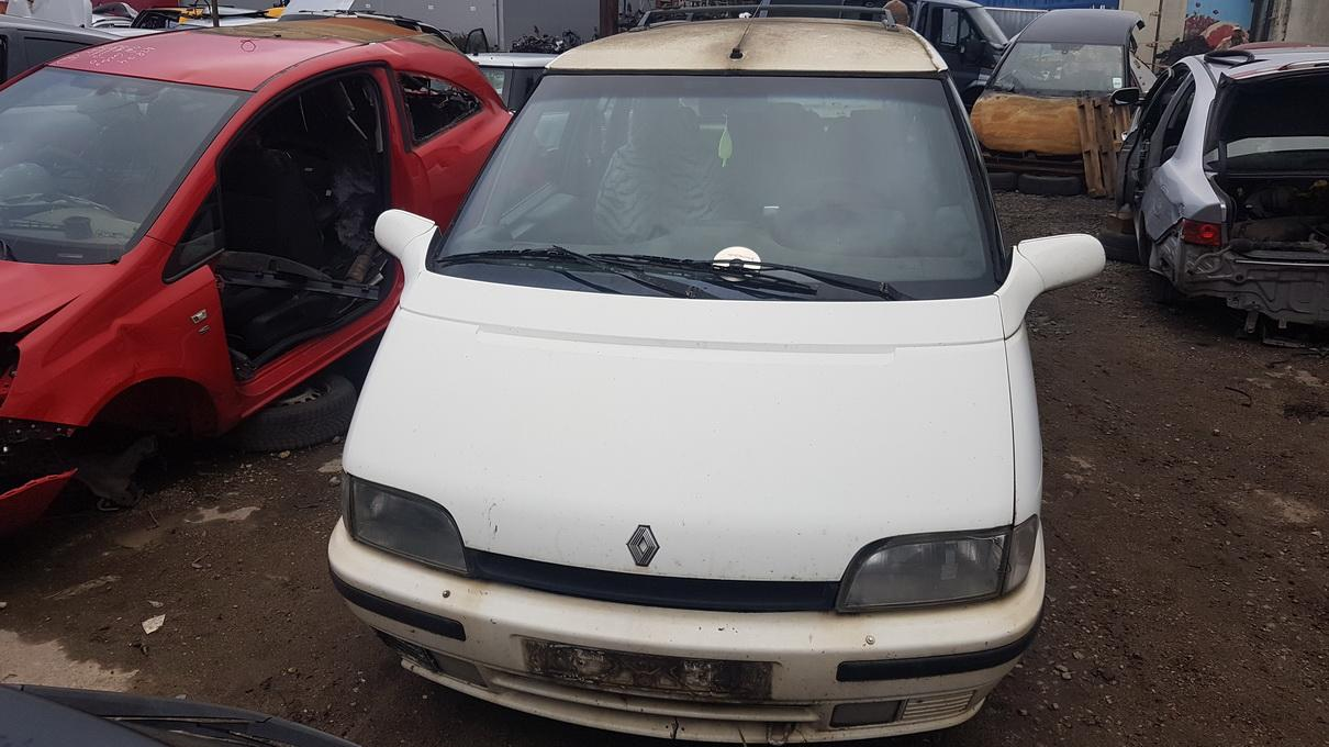 Renault ESPACE 1995 2.1 Mechaninė